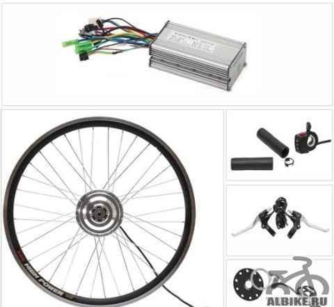 Мотор-колесо электрическое 250Вт / 36В для велосип