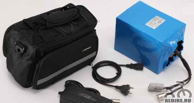 Батареи Li-lon, lifepo4 для электрических вел-ов
