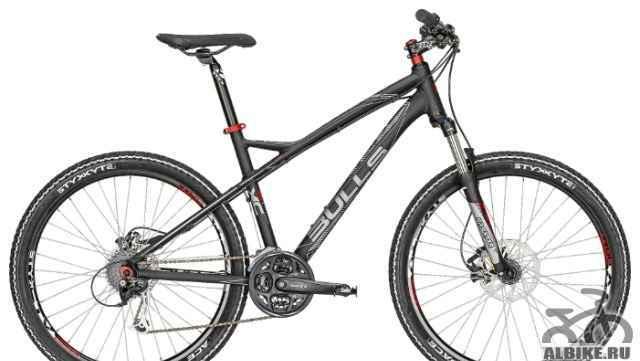 Новый велосипед bulls shaptail 2 disk 26x46