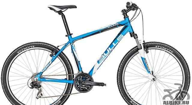 Новый велосипед bulls пульсар 26x46