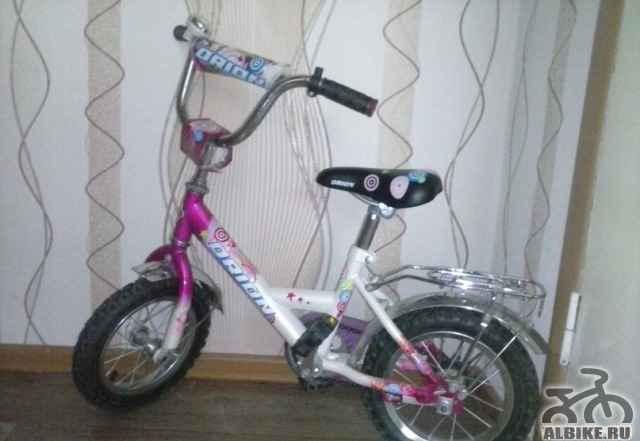 Велосипед для девочки орион (12 дюймов)