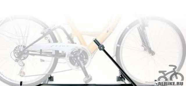 Крепление на крышу для перевозки велосипеда