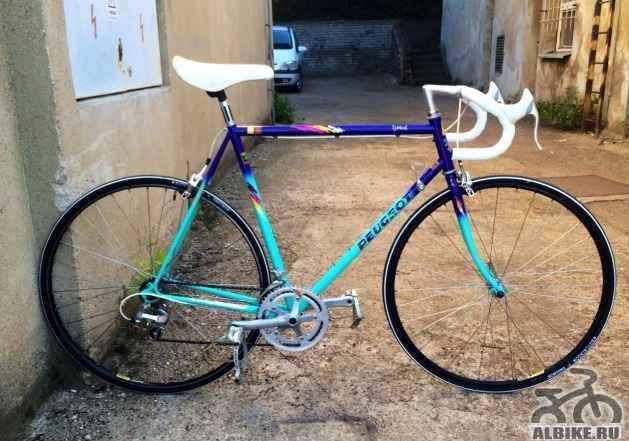 Шоссейный велосипед Пежо izoart reynolds 501