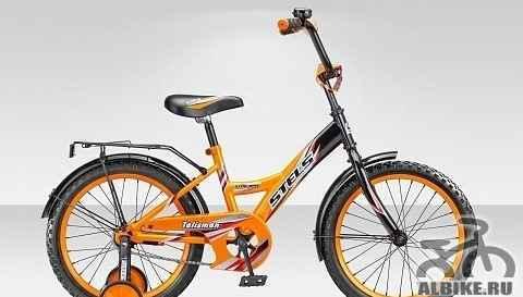 """Новый Велосипед Стелс Talisman Блэк 18"""""""