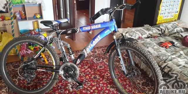 Велосипед тундер
