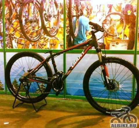 Продам Велосипед Giant Талон 2 2014 27.5