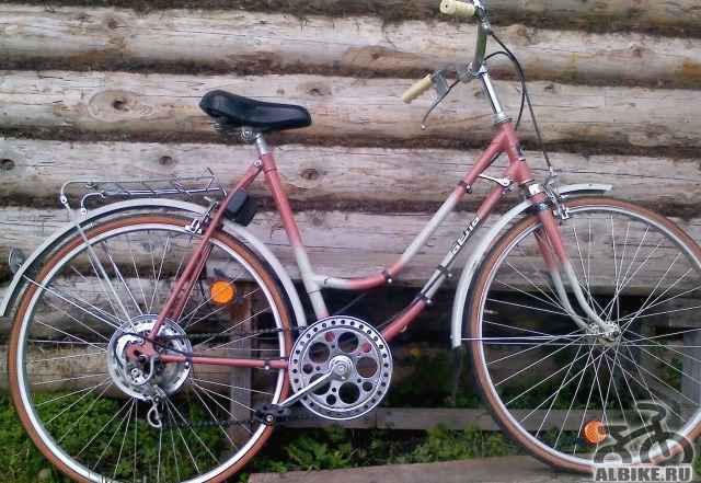 Велосипед (вело) дамский