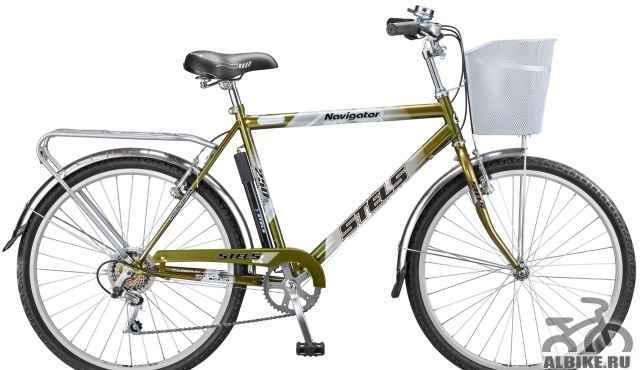 Велосипед стелс Навигатор 250 Gent (2014)
