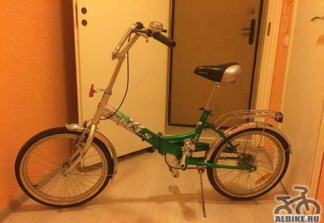 Продам велосипед стелс 450
