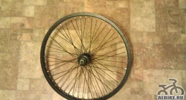 Переднее колеса