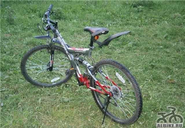 Скоросной велосипед