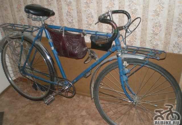 Велосипед дорожный советского производства