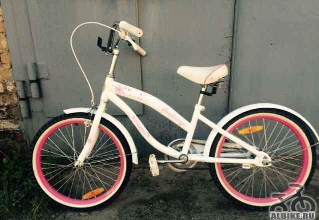 Продам детский велосипед с пробегом по России