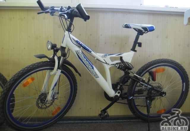 Горный велосипед mountainbike 4.7