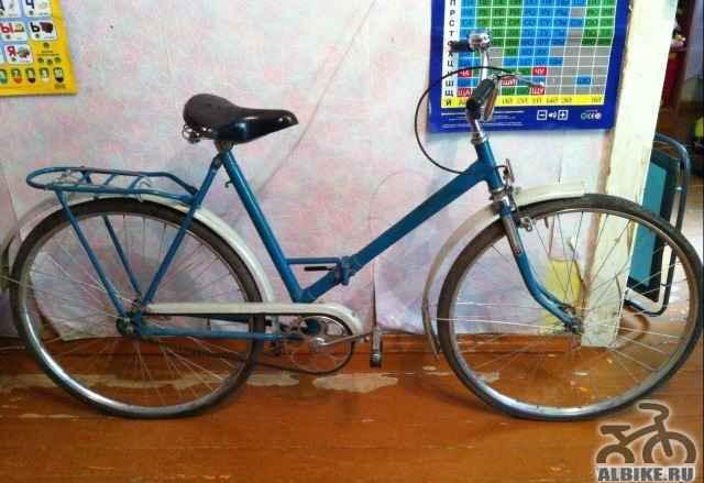 Продаю старый велосипед
