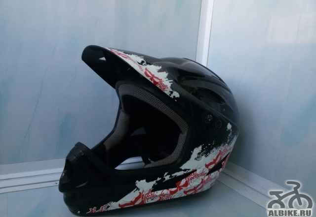 Шлем Kali Full Face р-р М (56-58)