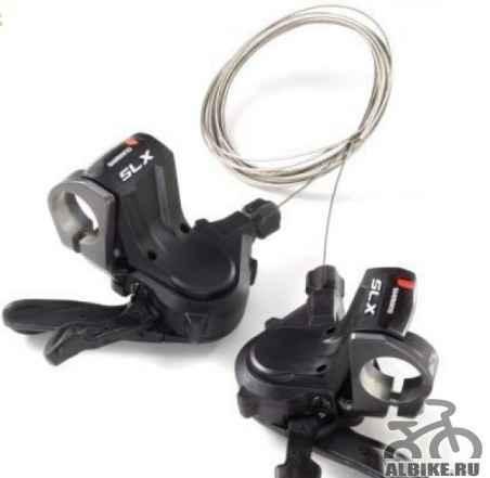 Манетки (шифтер) Shimano SLX SL-M660, 3x10