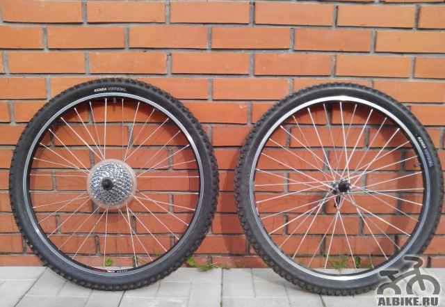 Комплект колес 26д