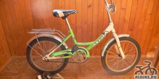 Велосипед Атом Пони 18