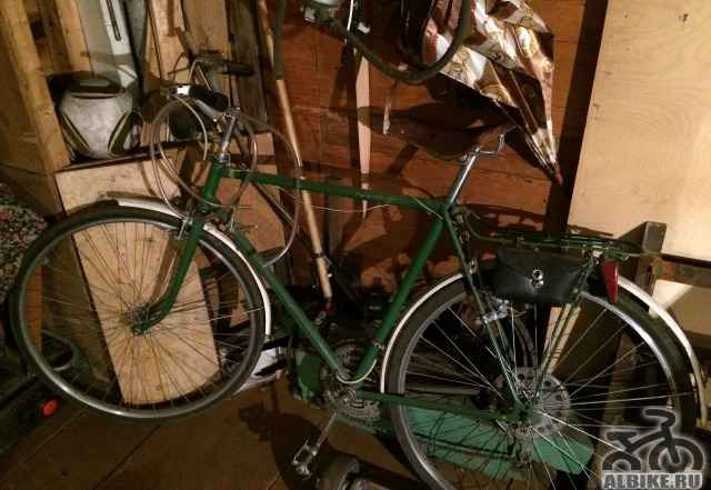 Продаю велосипед Турист