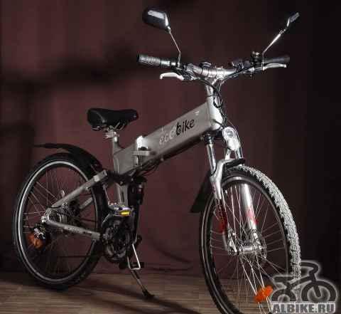 Электровелосипед Ecobike хаммер 350W
