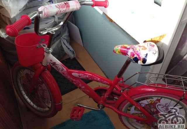 Велосипед Winx