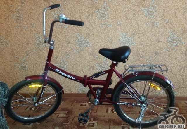 Продаю почти новый велосипед