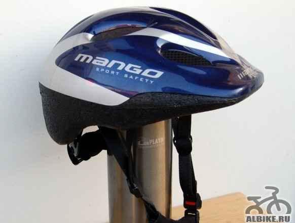 Детский велошлем Mango