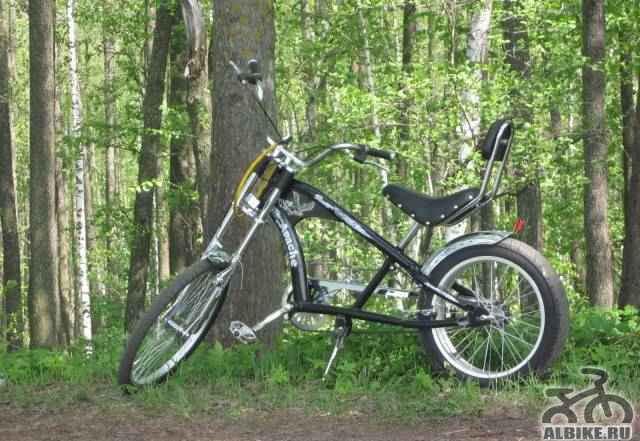 Велобайк, велосипед, чоппер
