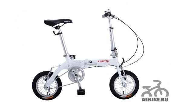 Складной велосипед Langtu KR12