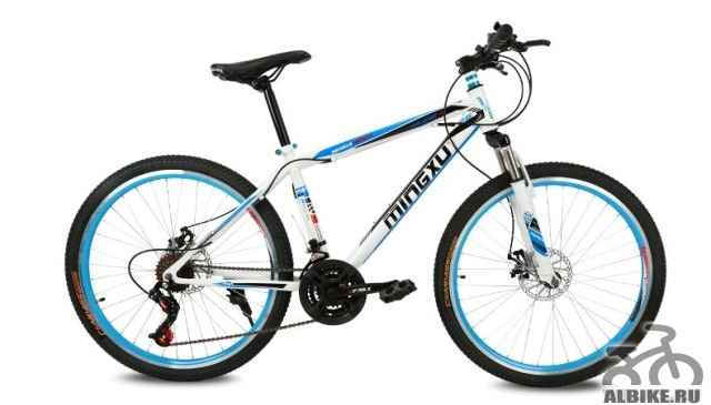 Продаю новый велосипед за 50 от цены