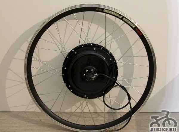 Мотор-колесо набор 1000 Вт для велосипеда