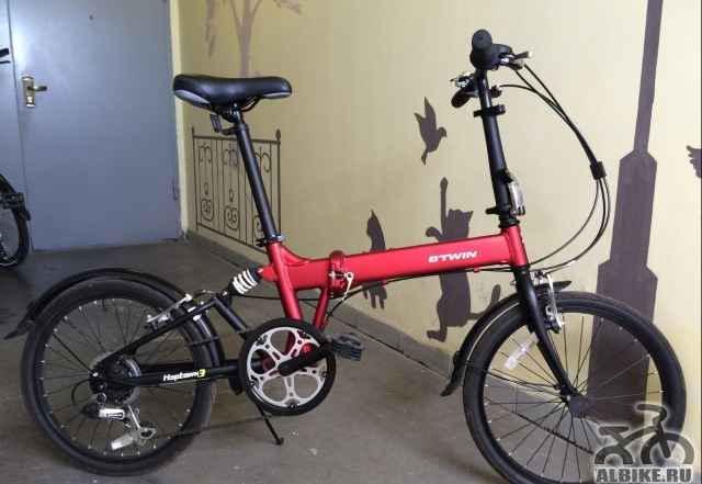 """Велосипед B""""twin hoptown 3"""