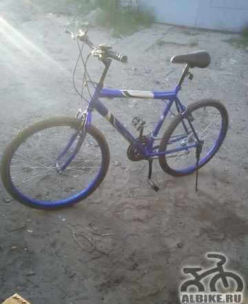 Продаю велосипед новый 16 скоростей