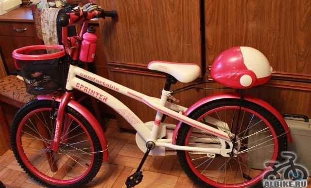 """Новый детский велосипед 20"""""""