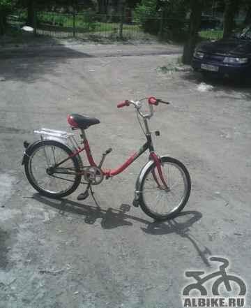 Продам велосипед 20 отличное состояние