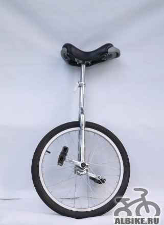 Одноколесный велосипед уницикл