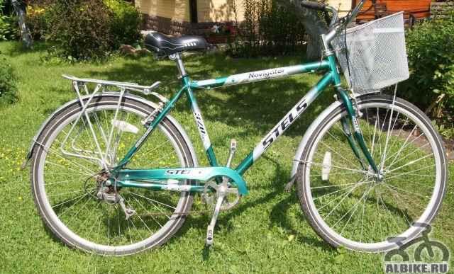 "Велосипед ""Stels Навигатор 370"""