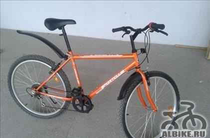 Продаю новый велосипед sportclub