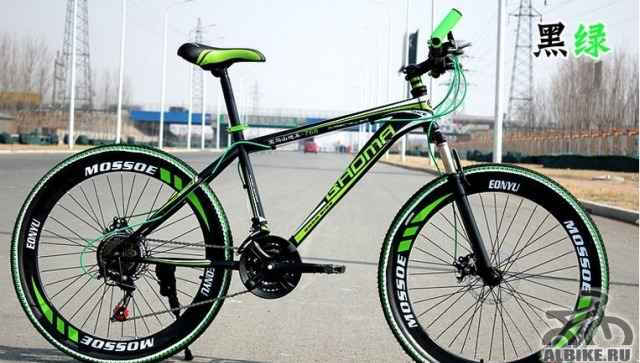 Bicicletas Mountainbike новый