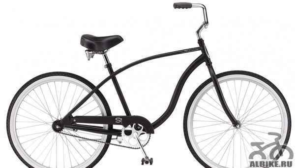 "Велосипед Schwinn S1 One Man""s Крузер 2014"