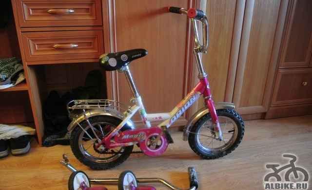 Детский велосипед орион Мэджик