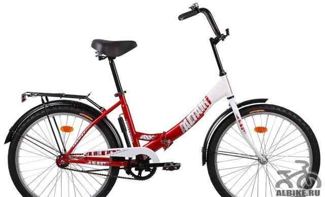Велосипед 24 altair сити 1-ск