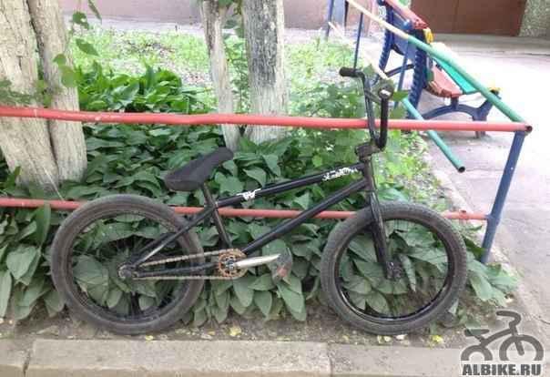 BMX на Хороших запчастях