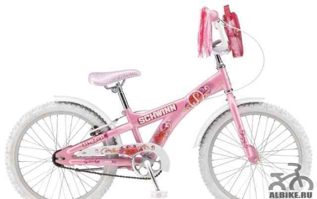 """Продам велосипед Schvinn 20"""" для девочки"""