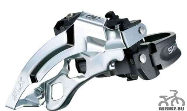 Передний переключатель Shimano SLX FD-M660-10speed