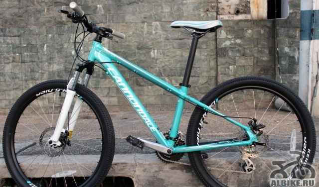 "Продам велосипед Cannondale трейл women""S 6"