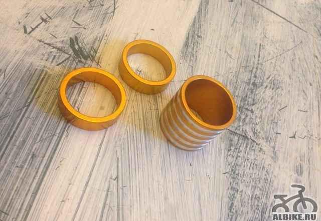 Проставочные кольца