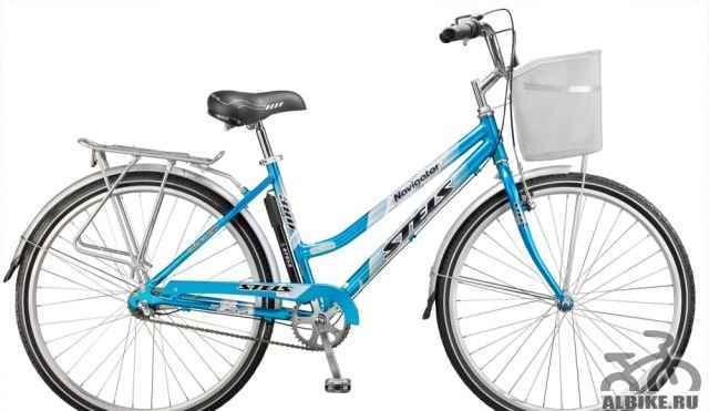 Женский велосипед Стелс Навигатор 380 Lady