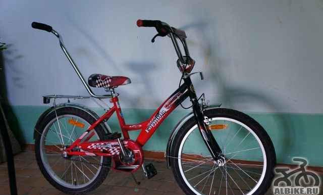Детский (возраст 6-9 лет) велосипед Formula